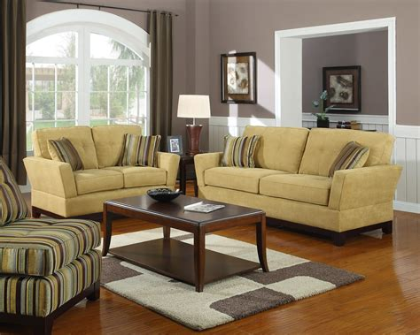best paint colors for brown sofa chair in a small living
