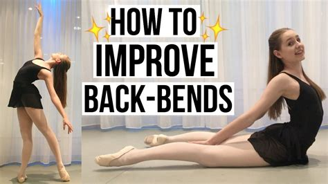 How To  Improve Your Backbend  Talia Youtube