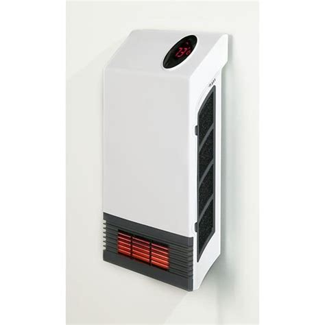 heat storm deluxe infrared wall heater