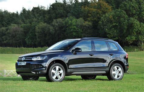 Volkswagen Touareg : Volkswagen Touareg Estate Review (2010