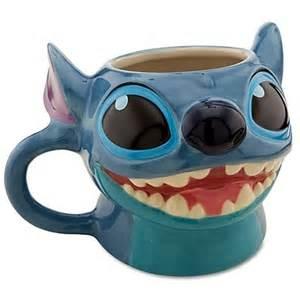 updating kitchen ideas stitch disney sculpted mug cup disney