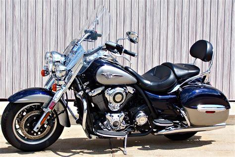 Kawasaki Vulcan Nomad sold 2011 kawasaki vulcan nomad 1700
