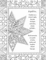 Coloring Adult Quilts Amish Quote Quilting Christianbook sketch template