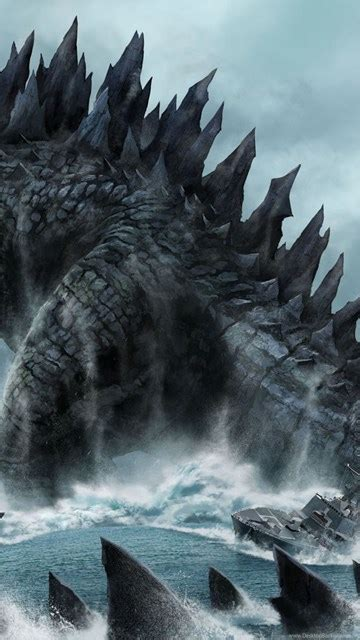 godzilla wallpapers hd desktop background