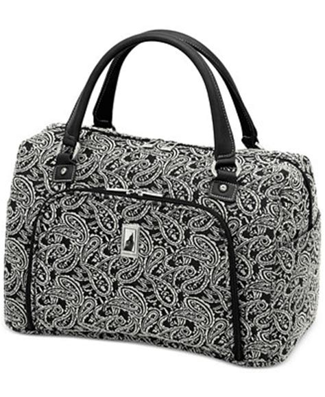 closeout london fog greenwich  cabin bag   macy