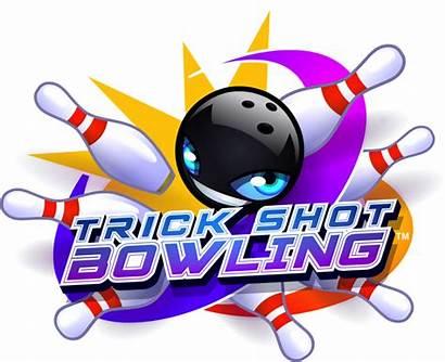 Trick Shot Bowling Clipart Shots Controls Realistic