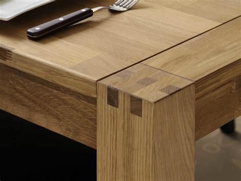 cuisine en bois enfants table à manger rectangulaire en chêne finition huilée l180xl90xh76cm hawke