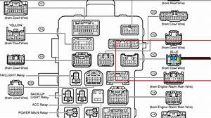 2007 Toyota Tundra Trailer Wiring Diagram Schematic