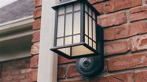 kuna light fixture review this snazzy porch light doubles With outdoor garage lights with camera