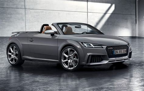 Allnew Audi Tt Rs Roadster  Audi Uk