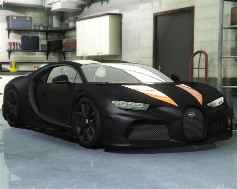 Bugatti has unveiled the chiron super sport 300+, complete with a w16 engine pumping out 1,578 horsepower and top speed limited to 273 mph (440 kph). 2021 Bugatti Chiron Super Sport 300+ Add-On - GTA5-Mods.com