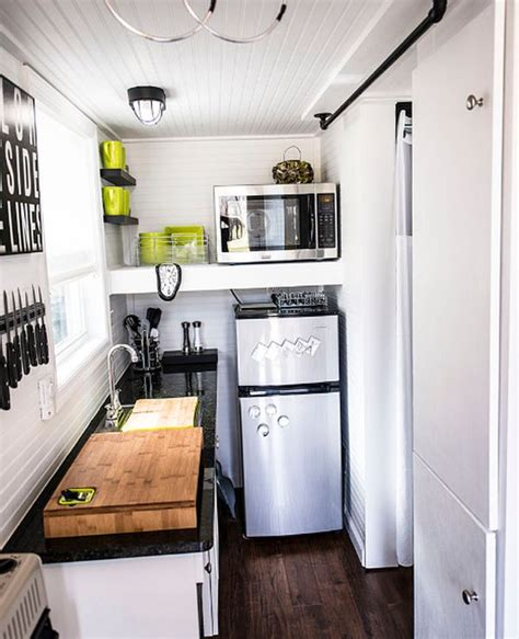 clever small kitchen design smart ways to organize a small kitchen 10 clever tips 5481