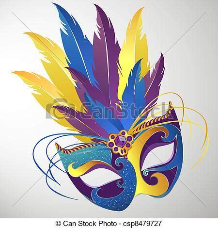 clipart carnevale maschera carnevale decorativo vettore maschera