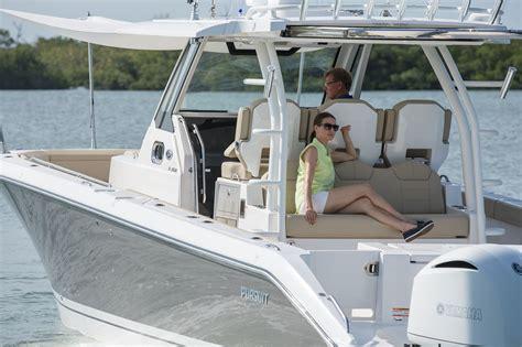 Pursuit Boats S368 by Pursuit Boats S 368 Sport