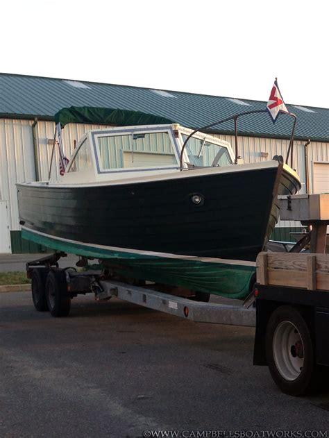 mackenzie cuttyhunk campbells boat works
