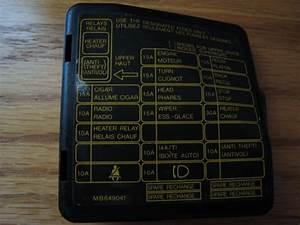 Fuse Box Diagram  Please   Stealth International