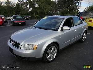 Audi A4 2003 : 2003 light silver metallic audi a4 3 0 quattro sedan 19205557 car color galleries ~ Medecine-chirurgie-esthetiques.com Avis de Voitures