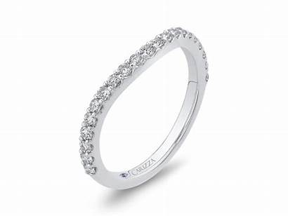 18k Band Ladies Gold Carizza