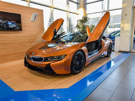 New 2019 Bmw I8 Roadster Coupe In Edmonton #19i83191