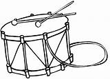 Coloring Drum Instruments Musical Music Drums Instrument Pages Printable Drawing Activities Template Sheets Colouring Percussion Line Clipart Templates Earth Drawn sketch template