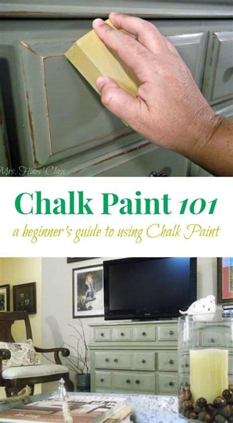 paint furniture  annie sloan chalk paint