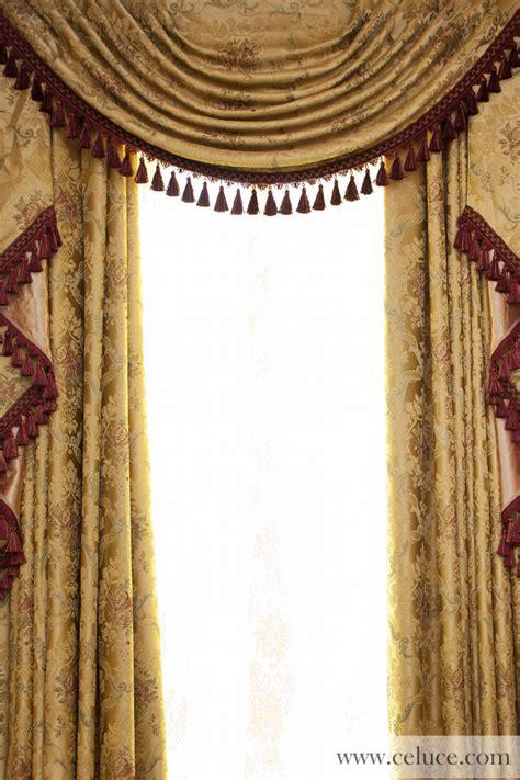 Swag Drapes And Curtains - austrian swag valances curtain drapes versailles