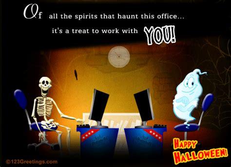 halloween office fun   work fun ecards greeting cards