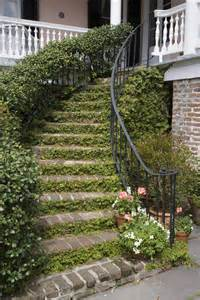 Outdoor Garden Stairs Ideas