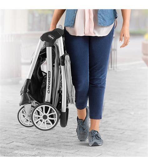 Mini Chicco - chicco mini bravo stroller mulberry