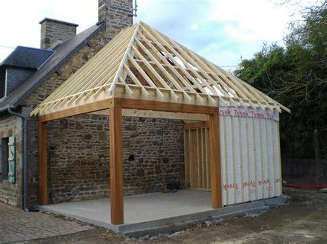 faire construire une maison en bois maison moderne