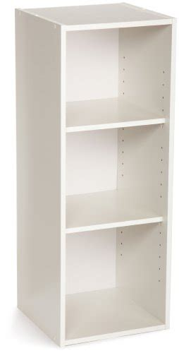 closetmaid stackable 3 cube organizer white closetmaid 8987 stackable 3 shelf organizer white