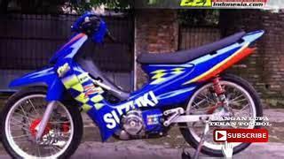 Modifikasi Smash 110cc by Motor Suzuki Smash Modifikasi Free Best