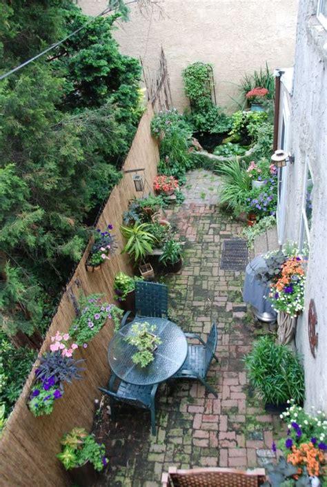 City Backyard Ideas - best 20 small city garden ideas on