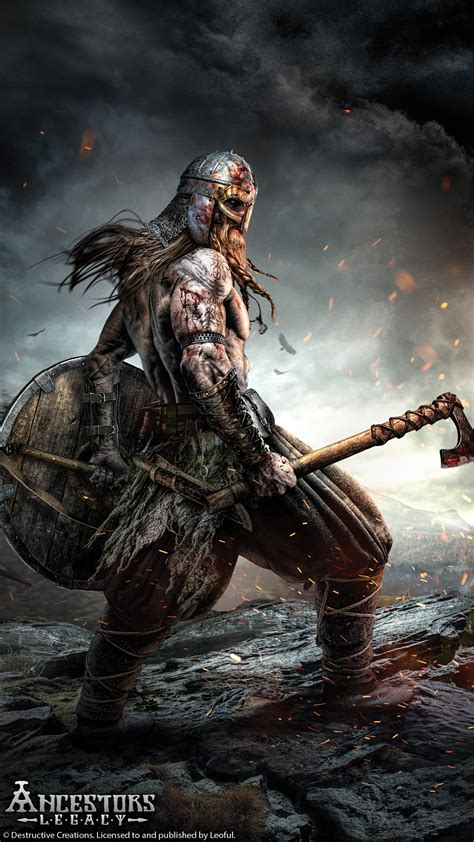 Free Ancestors Legacy Wallpapers And Where To Buy The Game
