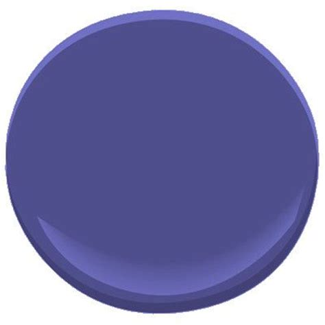 scandinavian blue benjamin looks purple but is actually an electric blue house