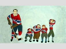 Roch Carrier surprised The Hockey Sweater still touches