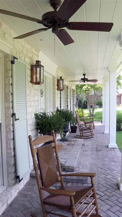 Southern Front Porch Whistler by Transforms Home For Southern Living Idea