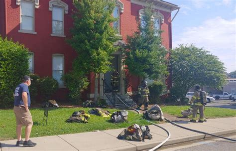 Fire breaks out in one of Clarksville's oldest buildings ...