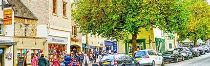 Witney Shopping Marriotts Close Supermarkets Centre
