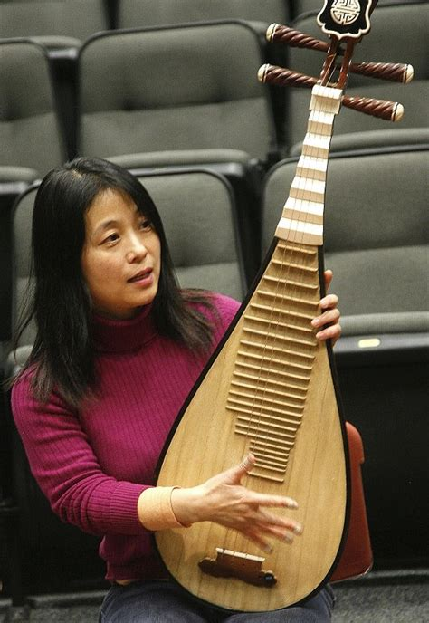 Chinese Musician Bridges East And West In Dartmouth