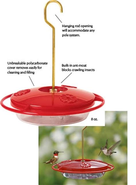 bee guards for hummingbird feeders birds unlimited how to keep bees and ants away from