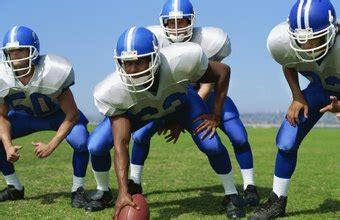 anaerobic fitness  football players chroncom