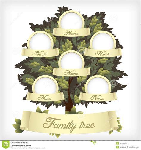 family tree stock  image