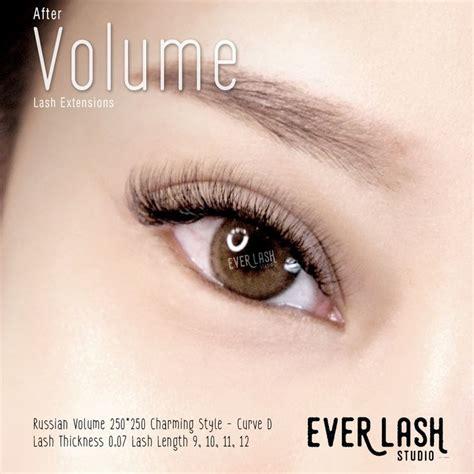Russian Volume | ต่อขนตา, สาย