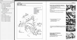 Suzuki Vinson Engine Diagram