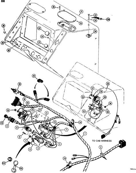 parts for 580c loader backhoes