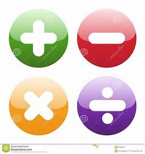 Math Symbols Printables - math symbols flashcards ...