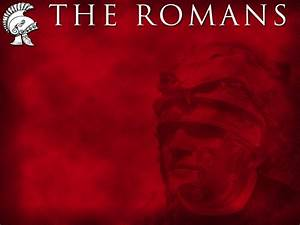 The Romans Powerpoint Template