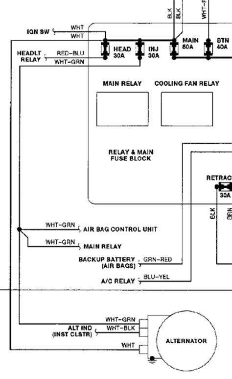 Alternator Wiring Miata Forum Home The