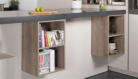 meubles hauts cuisine cuisine les étagères